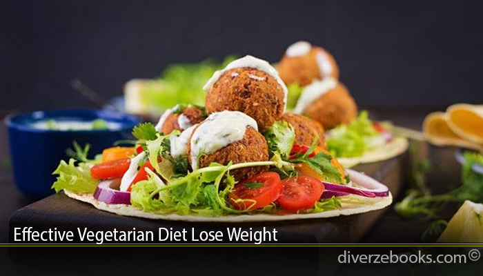 Effective Vegetarian Diet Lose Weight